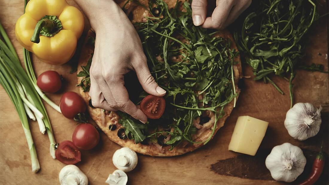 5 inspiring vegetarian pizza recipe ideas for your restaurant