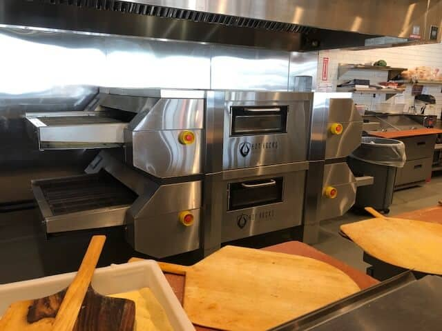 10-step guide to finding the right pizza oven for your restaurant